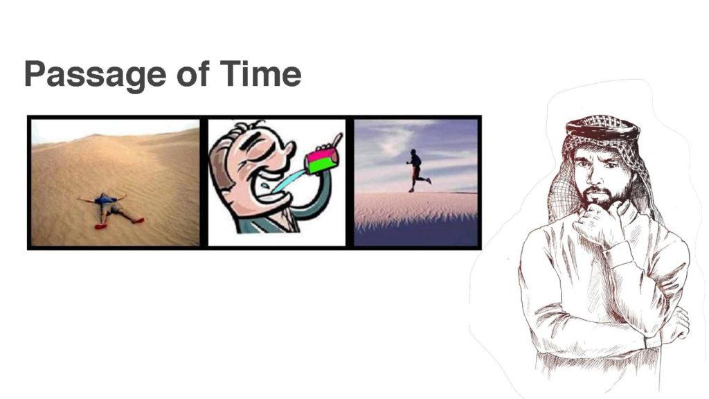 Этот комикс нативный носитель арабского языка прочитает справа-налево